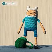 Ам ням крючком схема вязаной игрушки Вязаные куклы