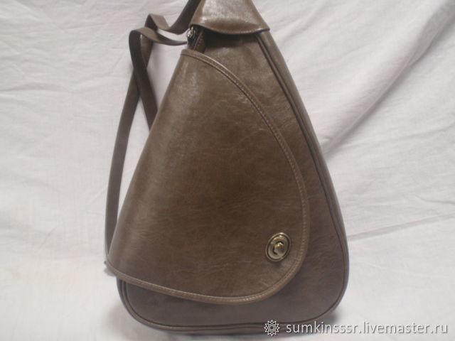 b7d9bfa5ffcb Рюкзаки ручной работы. Ярмарка Мастеров - ручная работа. Купить Кожаный  рюкзак ручной работы ШР ...