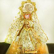 Куклы и игрушки handmade. Livemaster - original item The sun is a fabulous porcelain doll. Handmade.