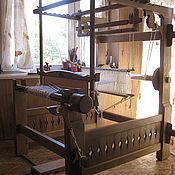Русский стиль ручной работы. Ярмарка Мастеров - ручная работа ткацкий стан двухремизный. Handmade.