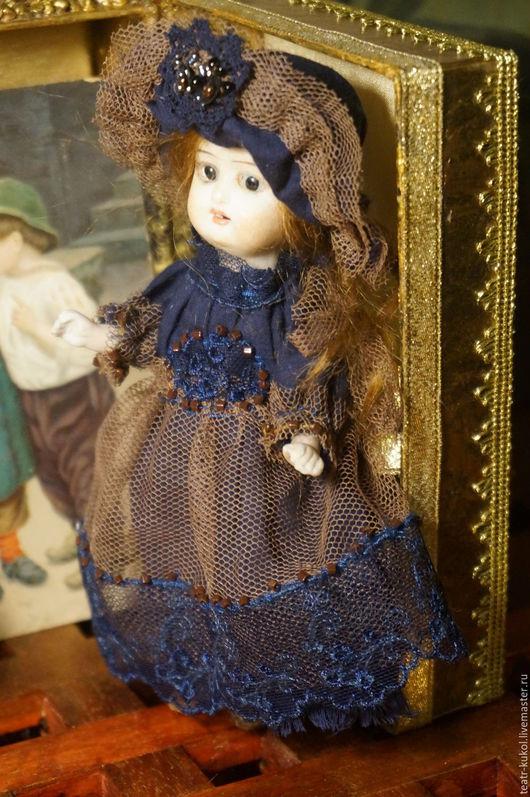 Коллекционные куклы ручной работы. Ярмарка Мастеров - ручная работа. Купить Анжелика коллекционная куколка. Handmade. Комбинированный, фарфор