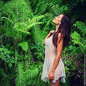 Одежда ручной работы. Ярмарка Мастеров - ручная работа Пляжное платье Cuba. Handmade.