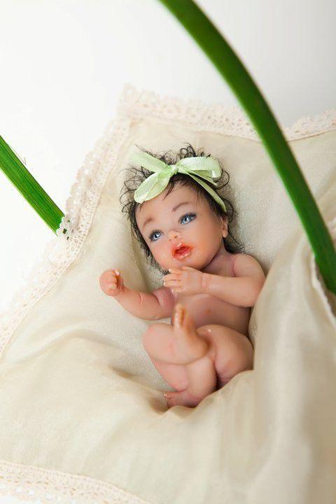 Куклы-младенцы и reborn ручной работы. Ярмарка Мастеров - ручная работа. Купить кукла Варенька. Handmade. Авторская кукла, бейбики