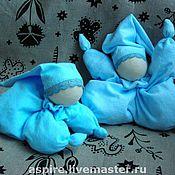 Куклы и игрушки ручной работы. Ярмарка Мастеров - ручная работа Вальфдорфскя куколка-бабочка. Handmade.