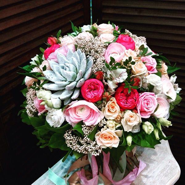 Цветы оригинальные букеты