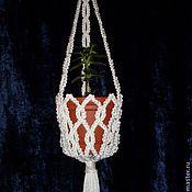 """Для дома и интерьера ручной работы. Ярмарка Мастеров - ручная работа Кашпо """"Венеция"""". Handmade."""