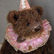 Мишки Тедди ручной работы. Ярмарка Мастеров - ручная работа Тедди мишка Боря. Handmade.