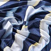 Ткани ручной работы. Ярмарка Мастеров - ручная работа Шелк (Escada, Италия). Handmade.