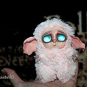 Куклы и игрушки ручной работы. Ярмарка Мастеров - ручная работа Персиковая Суселка Ануфи. Handmade.