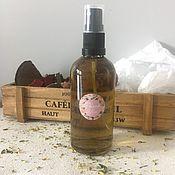 handmade. Livemaster - original item Hair growth spray
