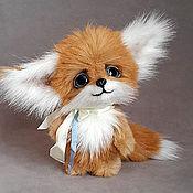 Куклы и игрушки handmade. Livemaster - original item Fox wook. Handmade.