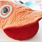 Куклы и игрушки ручной работы. Ярмарка Мастеров - ручная работа Куклы на руку Рыбы. Handmade.