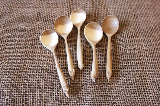 Посуда Ложки Ярмарка Мастеров - ручная работа Купить Ложка деревянная Handmade