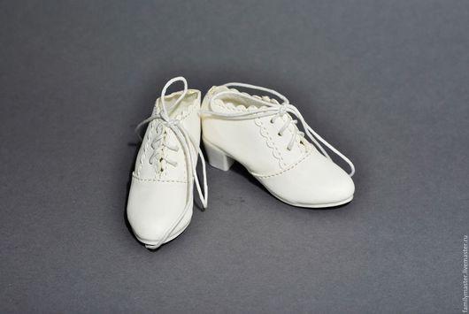 Куклы и игрушки ручной работы. Ярмарка Мастеров - ручная работа. Купить туфли для кукол бжд. Handmade. Обувь для бжд