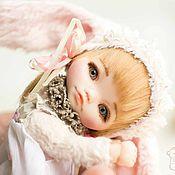 Куклы и игрушки ручной работы. Ярмарка Мастеров - ручная работа Тедди долл Эшли. Handmade.