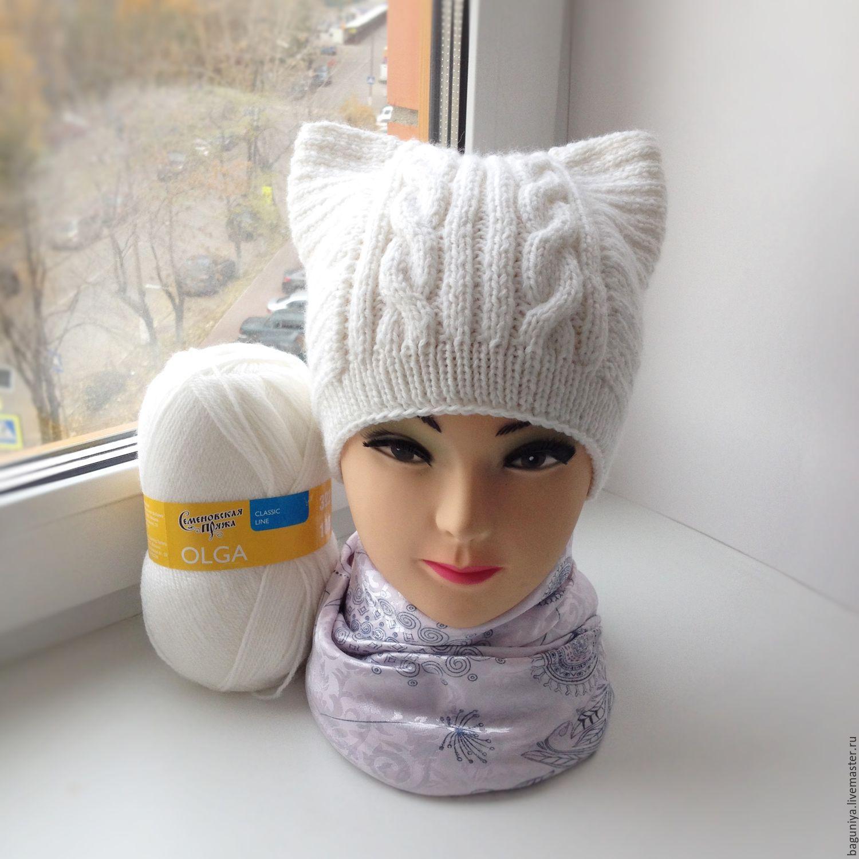 Как сшить шапку с ушками