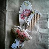"""Сувениры и подарки ручной работы. Ярмарка Мастеров - ручная работа Набор """"Дамское счастье""""продан. Handmade."""