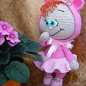 Куклы и игрушки ручной работы. Ярмарка Мастеров - ручная работа Кукла Боня поросенка. Handmade.