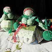 Куклы и игрушки ручной работы. Ярмарка Мастеров - ручная работа кубышка - травница. Handmade.