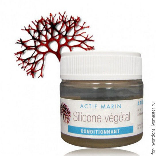 Silicone products (Silicone vegetal Aroma zone), Silicones, Moscow,  Фото №1