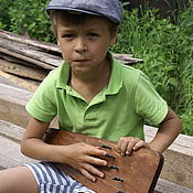 Музыкальные инструменты handmade. Livemaster - original item 6 string psaltery for children.. Handmade.