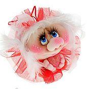 Сувениры и подарки handmade. Livemaster - original item Doll Popik Angel for happiness. Handmade.