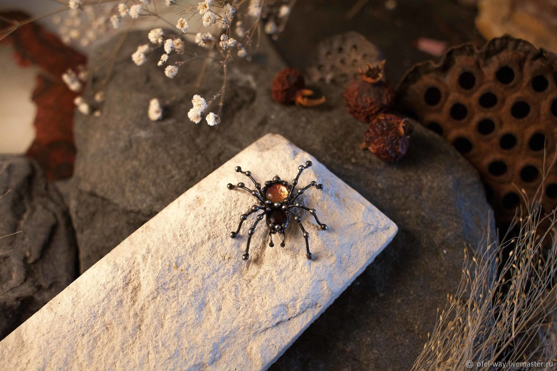 Suspension 'Spider' (p-114), Pendants, St. Petersburg,  Фото №1