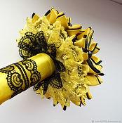 Букеты ручной работы. Ярмарка Мастеров - ручная работа Букет Пчелка. Handmade.
