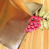 Материалы для творчества handmade. Livemaster - original item taffeta black gold. japanese fabric for citadele. Handmade.
