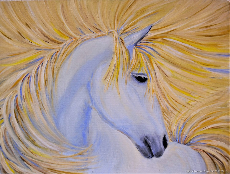 возможно, картинки златогривые кони редких случаях эта