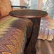 Для дома и интерьера ручной работы. Ярмарка Мастеров - ручная работа Журнальный придиванный столик. Handmade.
