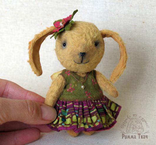 Мишки Тедди ручной работы. Ярмарка Мастеров - ручная работа. Купить Зайчик Тедди Принцесса Луна. Handmade. Зайка