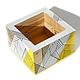 Детская ручной работы. Коробочка из дерева Лайта. Коробка ручной работы.. Ansem-store. Интернет-магазин Ярмарка Мастеров. Белый