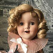 Портретная кукла ручной работы. Ярмарка Мастеров - ручная работа Кукла Ширли Темпл. Handmade.