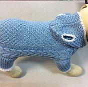 Одежда для питомцев ручной работы. Ярмарка Мастеров - ручная работа Комбинезон для собачек. Handmade.