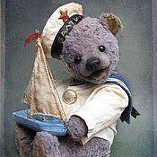 Куклы и игрушки ручной работы. Ярмарка Мастеров - ручная работа Ромка-морячок.. Handmade.