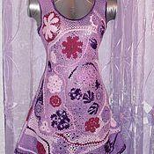 """Одежда ручной работы. Ярмарка Мастеров - ручная работа """"Цветы в паутине"""". Handmade."""