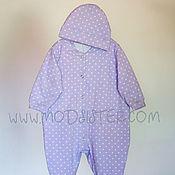 Одежда детская handmade. Livemaster - original item Baby clothing set №2. Handmade.
