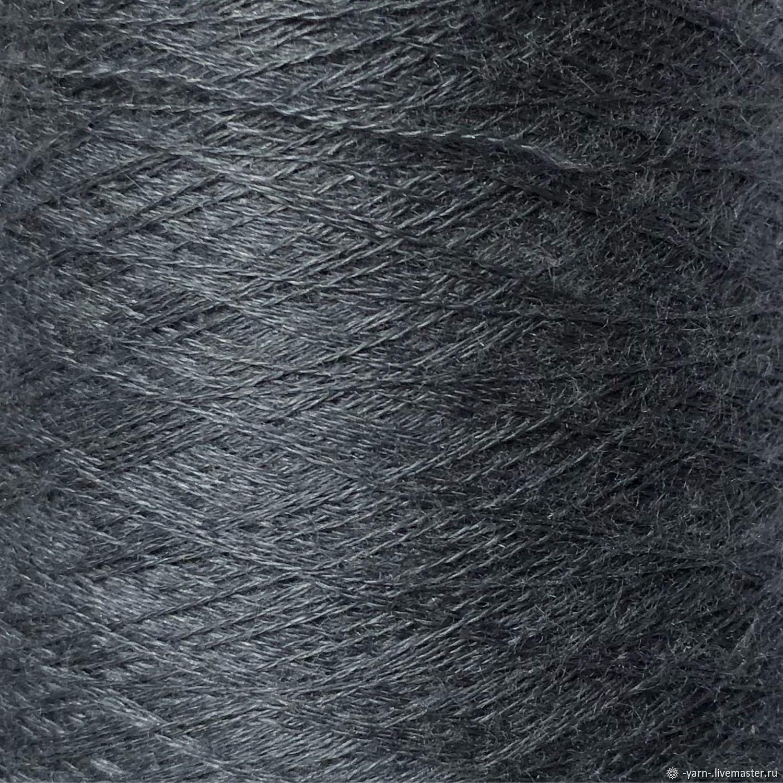 Пряжа Кашемир шёлк Jaipur серо-голубой, Пряжа, Санкт-Петербург,  Фото №1