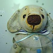 Подарки к праздникам ручной работы. Ярмарка Мастеров - ручная работа Собака Морячок. Handmade.