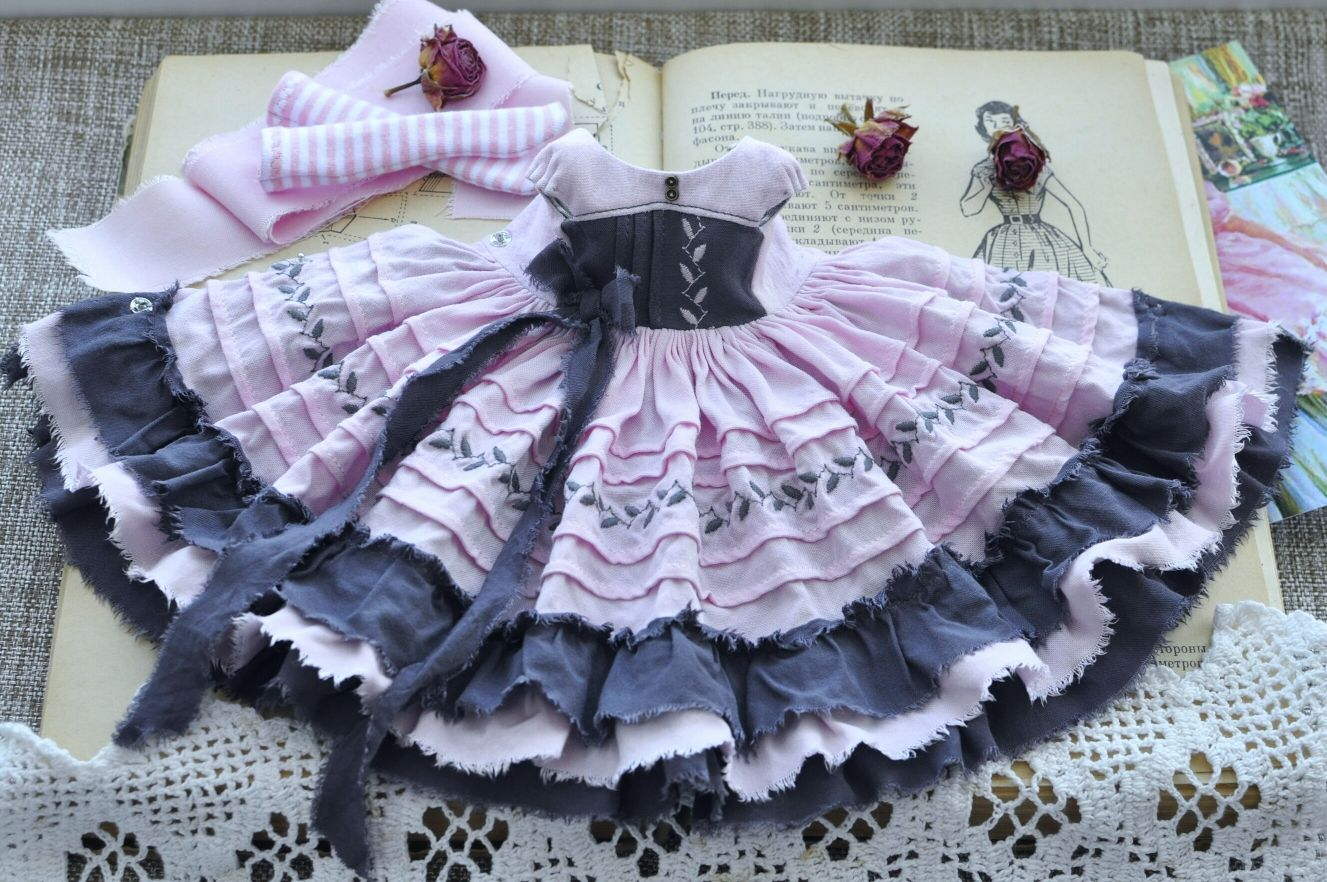 Blythe dress, pullip dress, blythe clothes, blythe outfit, Clothes for dolls, Taganrog,  Фото №1