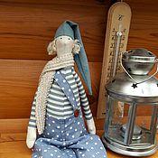 Куклы и игрушки ручной работы. Ярмарка Мастеров - ручная работа Тильда в морском стиле. Handmade.