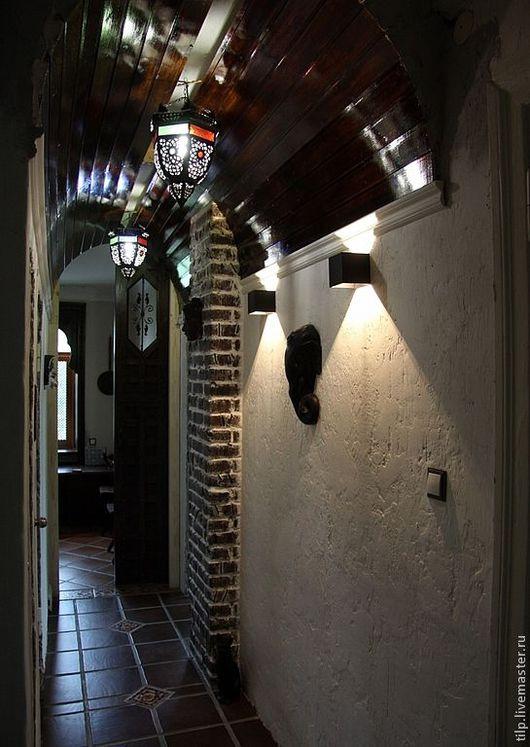 Дизайн интерьеров ручной работы. Ярмарка Мастеров - ручная работа. Купить дизайн интерьера в восточном стиле. Handmade. Дизайн интерьера