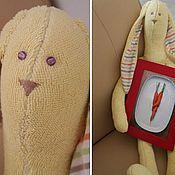 Куклы и игрушки ручной работы. Ярмарка Мастеров - ручная работа Солнечная зайка. Handmade.