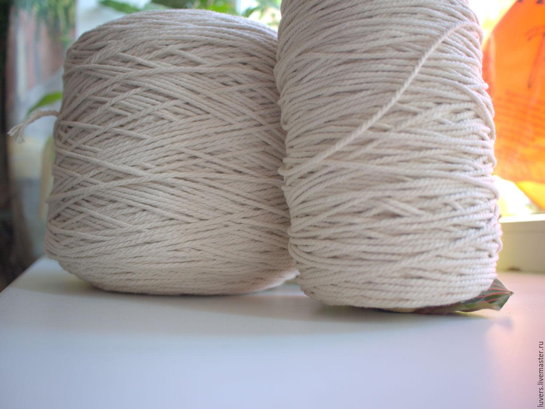 Вязание из мерсеризованной пряжи