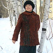 Одежда ручной работы. Ярмарка Мастеров - ручная работа Жакет из флиса. Handmade.