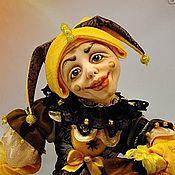 Куклы и игрушки handmade. Livemaster - original item OOAK art doll Jocchio. Handmade.