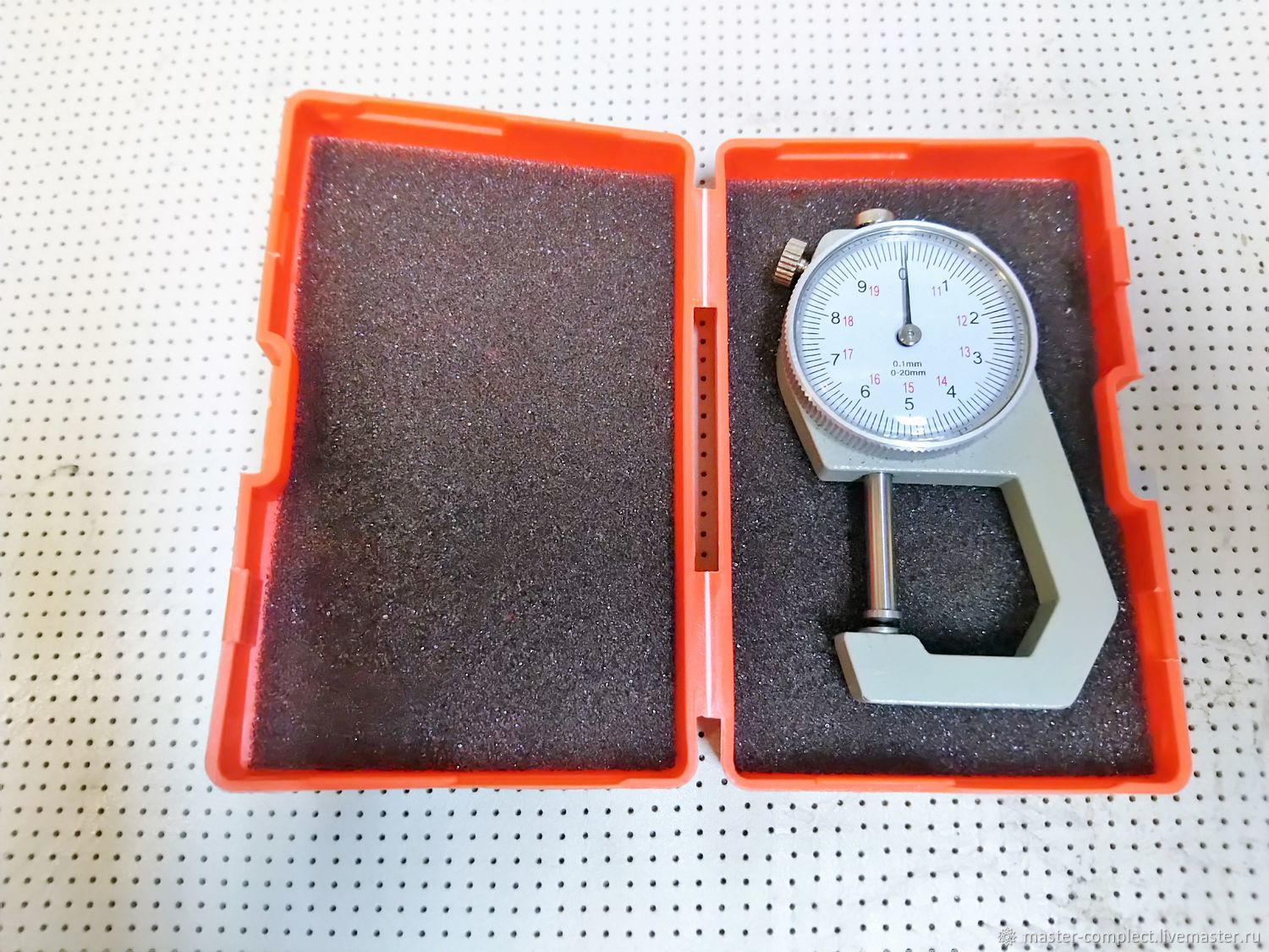 Thickness gauge in the case, Tools, Moscow,  Фото №1