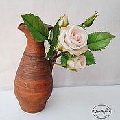 Цветы и флористика handmade. Livemaster - original item Copy of Copy of Copy of Swamp iris polymer clay. Handmade.