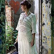 """Одежда ручной работы. Ярмарка Мастеров - ручная работа Туника и юбка """"В стиле бохо"""". Handmade."""